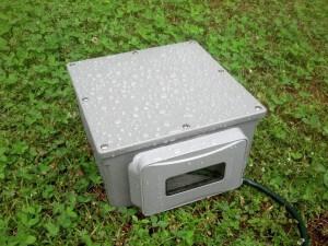 Constructing a Simple Outdoor Enclosure